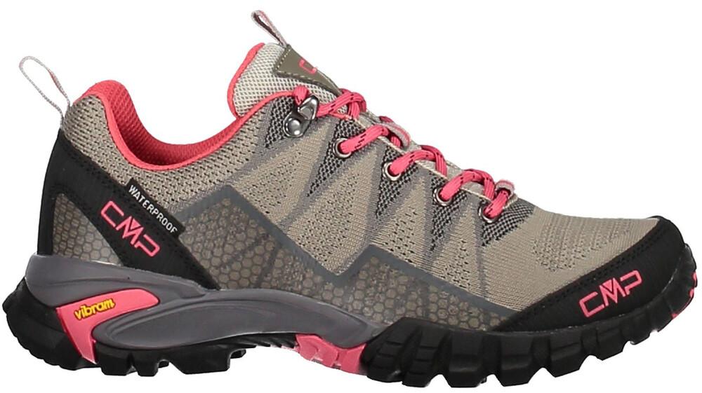 CMP Campagnolo Tauri Low WP Trekking Shoes Women Ice 36 2018 Trekking- & Wanderschuhe tWhHF